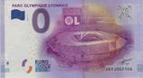 Billet touristique 0€ Parc olympique lyonnais 2016