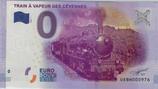 Billet touristique 0€ Train à vapeur des Cévennes 2016