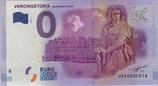 Billet touristique 0€ Vercingétorix Muséoparc Alésia 2016