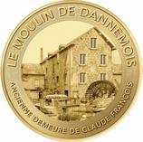 Médaille Le moulin de Dannemois 2019