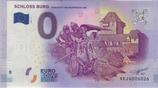 Billet touristique 0€ Schloss Burg trois chevaliers combat 2017