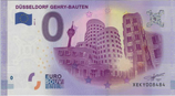 Billet touristique 0€ Dusseldorf Gehry Bauten 2017