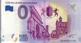 Billet touristique 0€ Castelleone antiquaria 2018