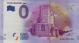 Billet touristique 0€ Tour Magne Nimes 2016