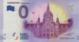 Billet touristique 0€ Hannover 2017