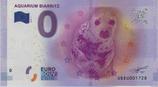 Billet touristique 0€ Aquarium Biarritz 2016