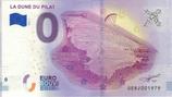 Billet touristique 0€ La dune du Pilat 2018