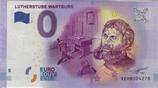 Billet touristique 0€ Lutherstube Wartburg 2016