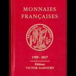 Monnaies françaises depuis 1789 Gadoury 2017