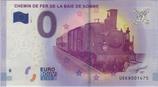 Billet touristique 0€ Chemin de fer de la baie de Somme 2017
