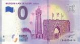 Billet touristique 0€ Museum aan de Ijzer Diksmuide 2018