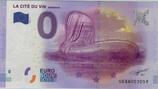 Billet touristique 0€ La cité du vin Bordeaux 2016