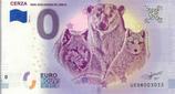 Billet touristique 0€ Cerza Parc zoologique de Lisieux 2018