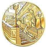 Médaille Hiver 2019