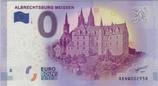 Billet touristique 0€ Albrechtsburg Meissen 2017