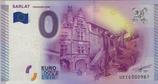 Billet touristique 0€ Périgord noir fauté 2015