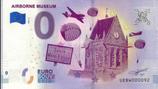Billet touristique 0€ Airborne museum Sainte mère Eglise 2018