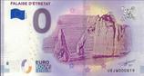 Billet touristique 0€ Falaise d'Etretat 2018