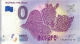 Billet touristique 0€ Bioparc Valencia 2018