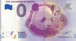 Billet touristique 0€ Zoo aquarium de Madrid 2018