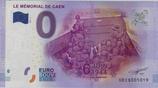 Billet touristique 0€ Le mémorial de Caen 2017