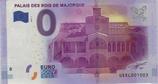 Billet touristique 0€ Palais des rois de Majorque 2016