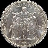 10 francs argent hercule 1964-1973