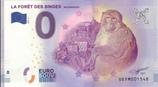Billet touristique 0€ La forêt des singes Rocamadour 2018