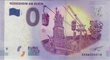 Billet touristique 0€ Rudesheim am Rhein 2017