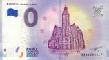 Billet touristique 0€ Kosice 2018