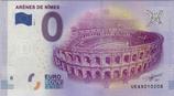 Billet touristique 0€ Arènes de Nîmes 2017
