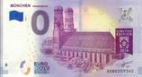 Billet touristique 0€ Munchen 2018