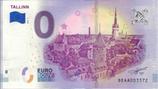 Billet touristique 0€ Tallinn 2018