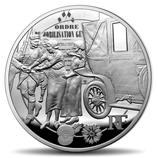 10 euros argent Grande guerre Taxis de la Marne 2014