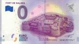 Billet touristique 0€ Fort de Salses 2018