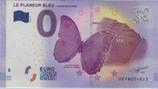 Billet touristique 0€ Le planeur bleu Cacao en Guyane 2017