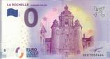 Billet touristique 0€ La Rochelle la grosse horloge 2018