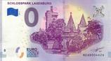 Billet touristique 0€ Schlosspark Laxenburg 2018
