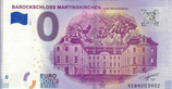Billet touristique 0€ Barockschloss Martinskirchen 2018