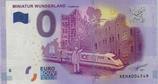 Billet touristique 0€ Miniatur wunderland Hamburg ICE 2016