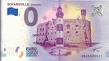 Billet touristique 0€ Boyardville Ilde d'Oléron 2018