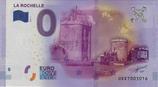 Billet touristique 0€ La Rochelle 2016