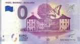 Billet touristique 0€ Insel Mainau Schloss 2018