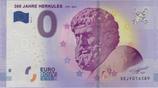 Billet touristique 0€  300 jahre Herkules 2017