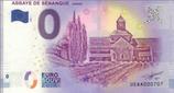 Billet touristique 0€ Abbaye de Sénanque Gordes 2018