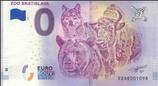 Billet touristique 0€ Zoo Bratislava 2018
