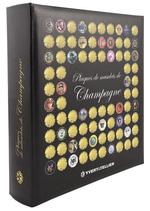 Album FUTURA CHAMP´ pour plaques de muselets de Champagne