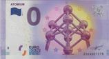 Billet touristique 0€ Atonium 2017