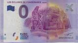 Billet touristique 0€ Les écluses de Fonséranes Béziers 2017