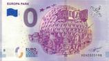Billet touristique 0€ Europa park 2018